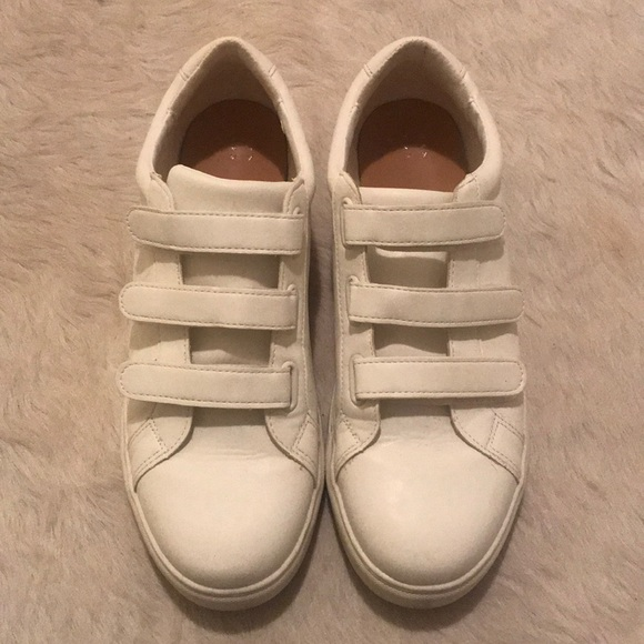 A New Day For Target White Sneakers